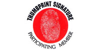 Thumbprint Signature Program
